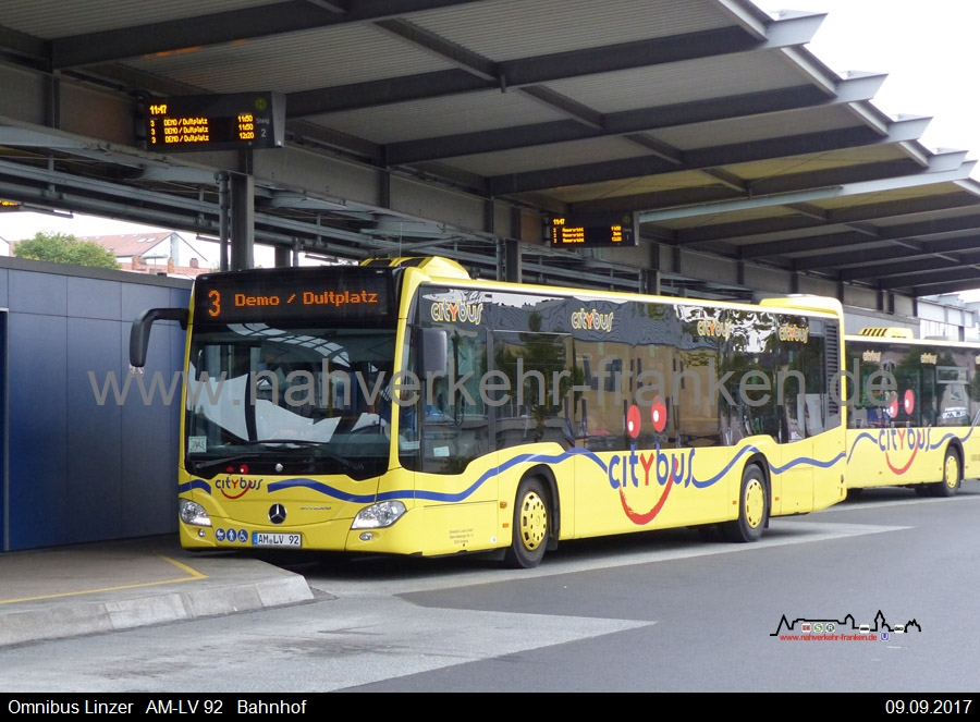 City Bus Amberg
