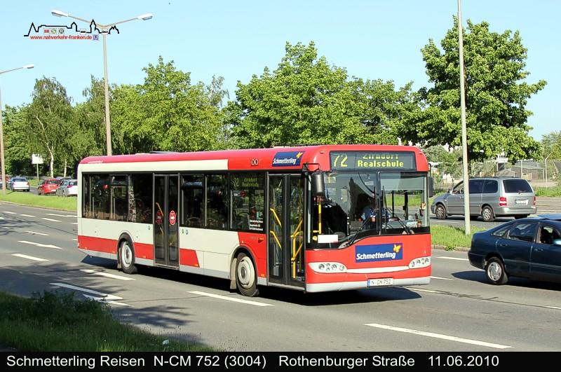 der nahverkehr grossraum nuernberg bus